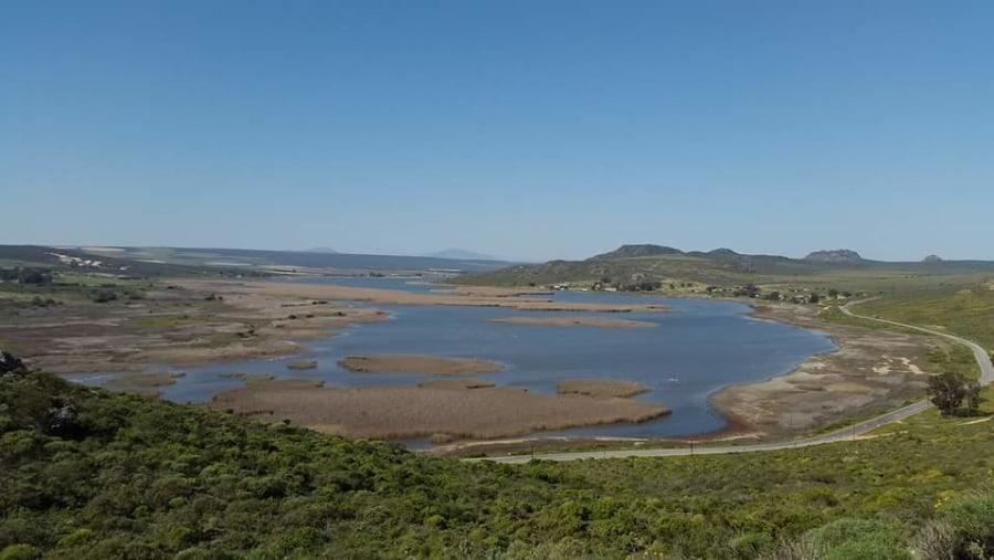 Estuaries at Elands Bay
