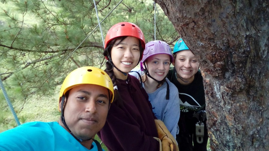 Canopy Tour.