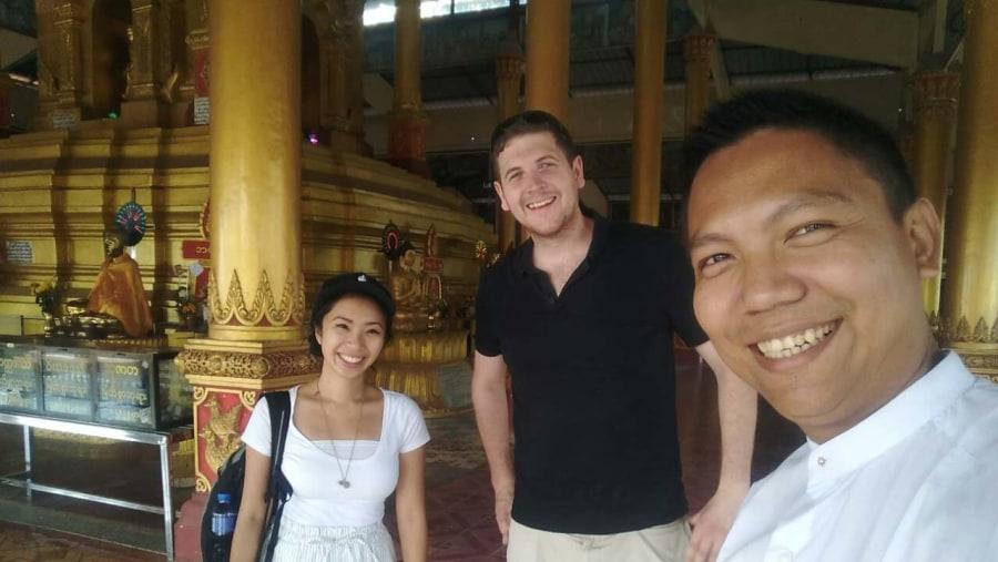 At Hin Thar Kone Pagoda