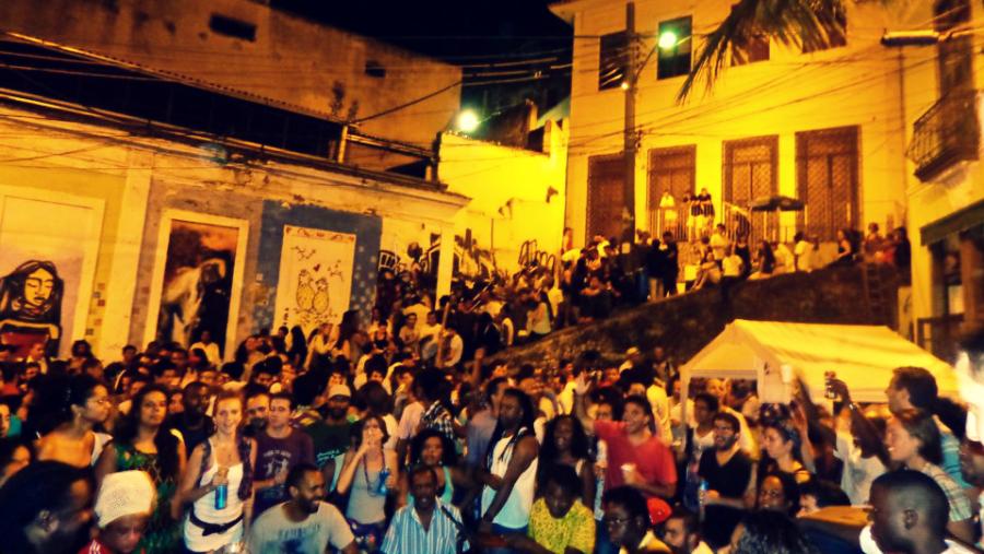 Pedra do Sal - the samba birthplace