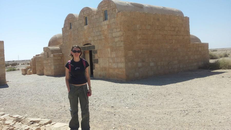 Amra Desert Palace