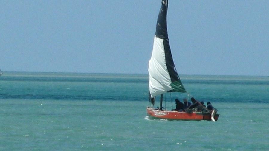 Dhow - Mocambique