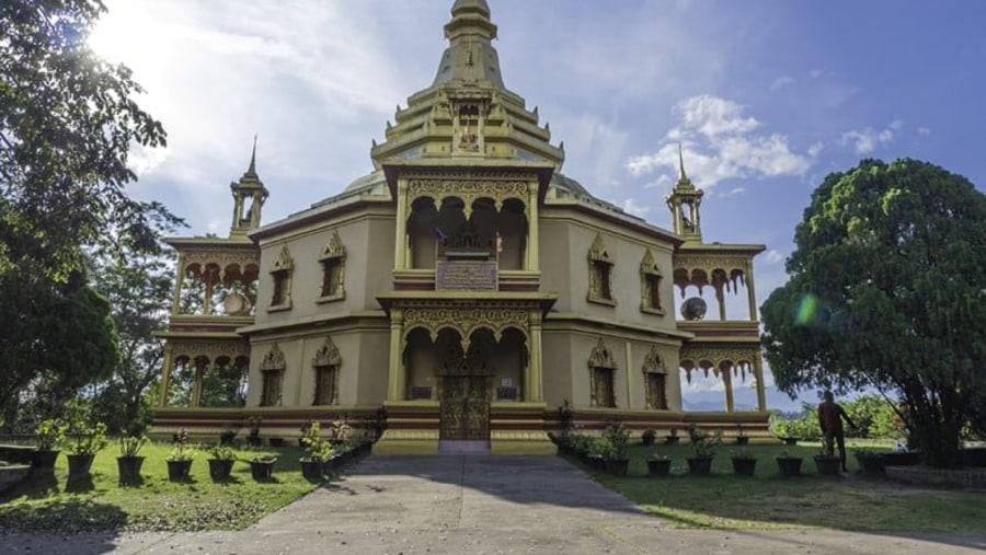 Santi Chedi Stupa