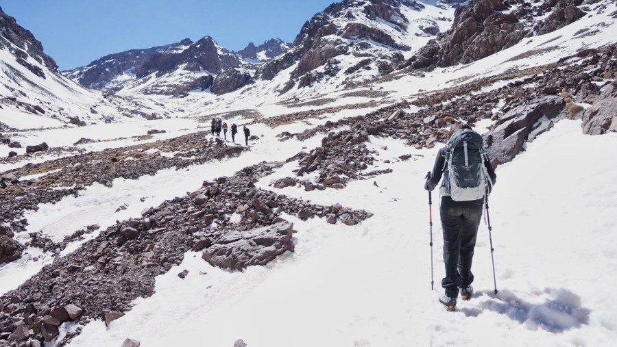 2 Days Trek in Toubkal With Guide