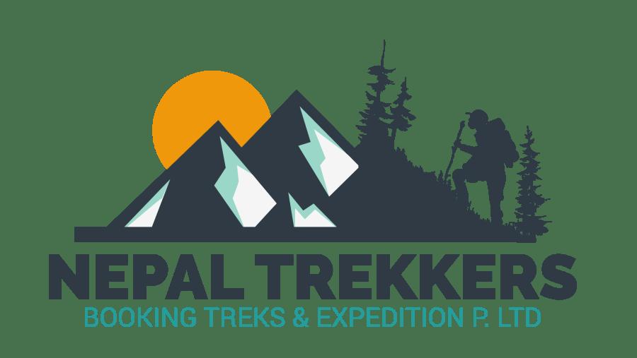 Logo of the Nepal Trekkers