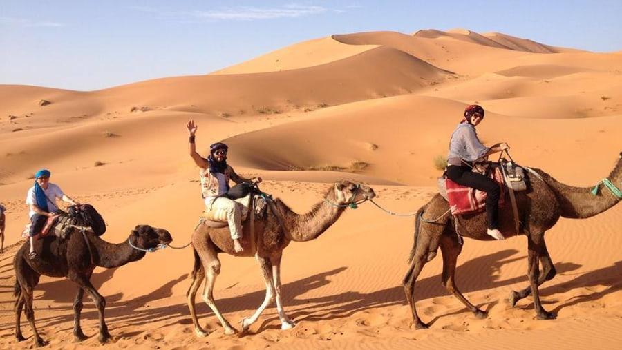 Guide Desert Morocco sahara