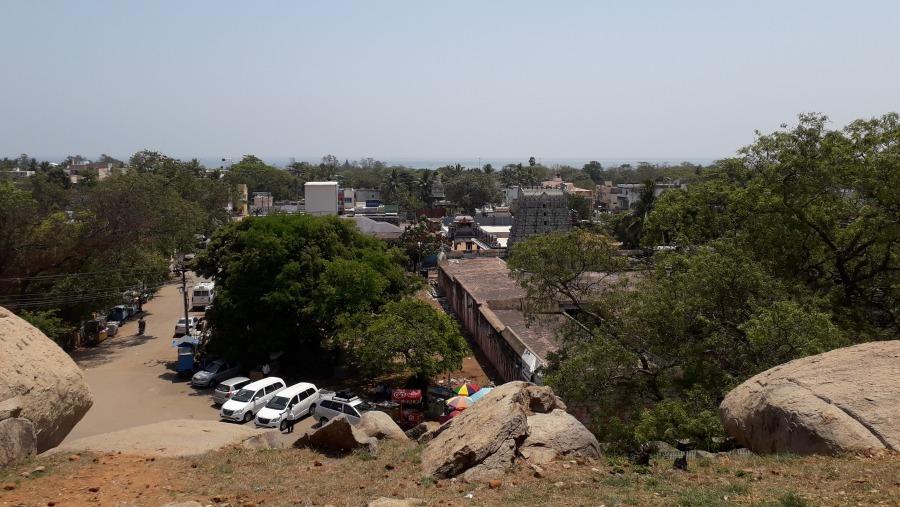 Mamallapuram temple