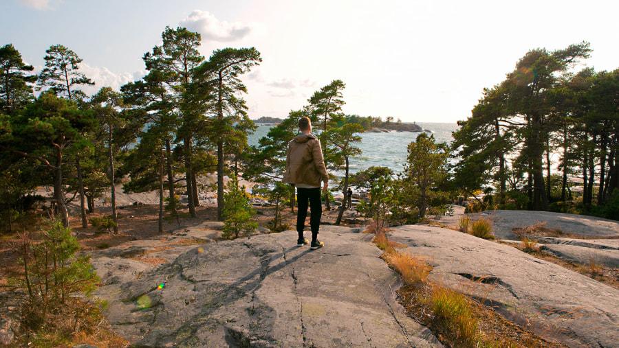 Archipelago excursion