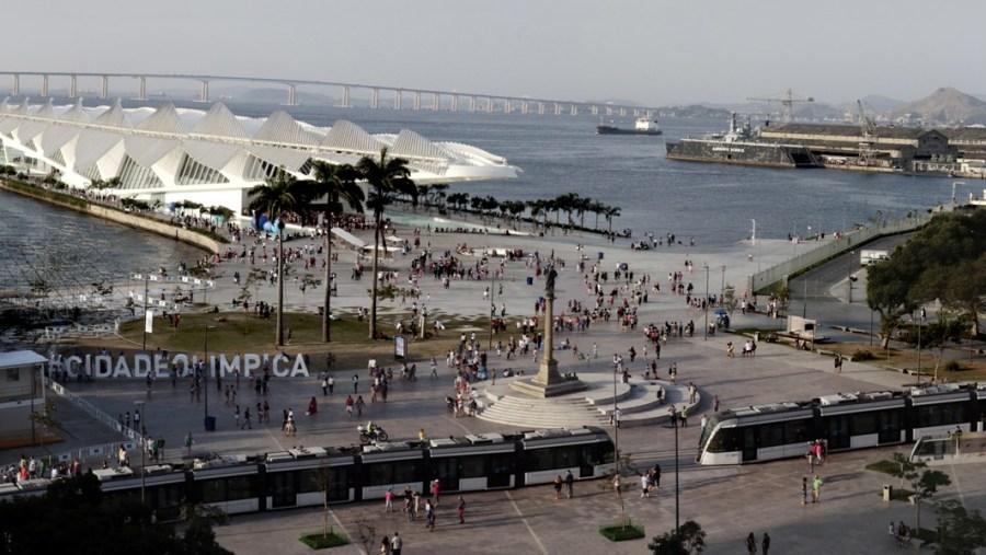 new Port Area