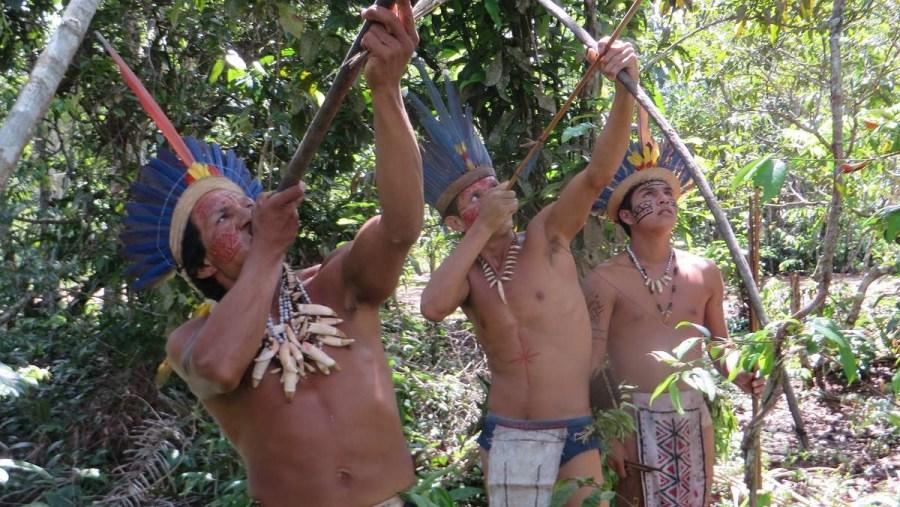 Tucano indians