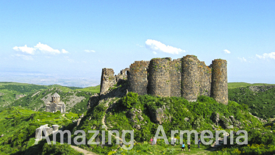The Great Amberd Fortress
