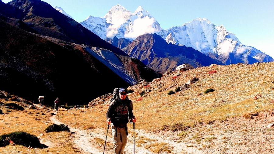 #Trekking #Hiking #TrekkinginNepal