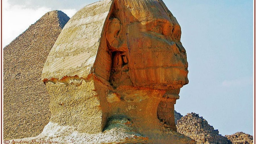 Sphinx of Giza