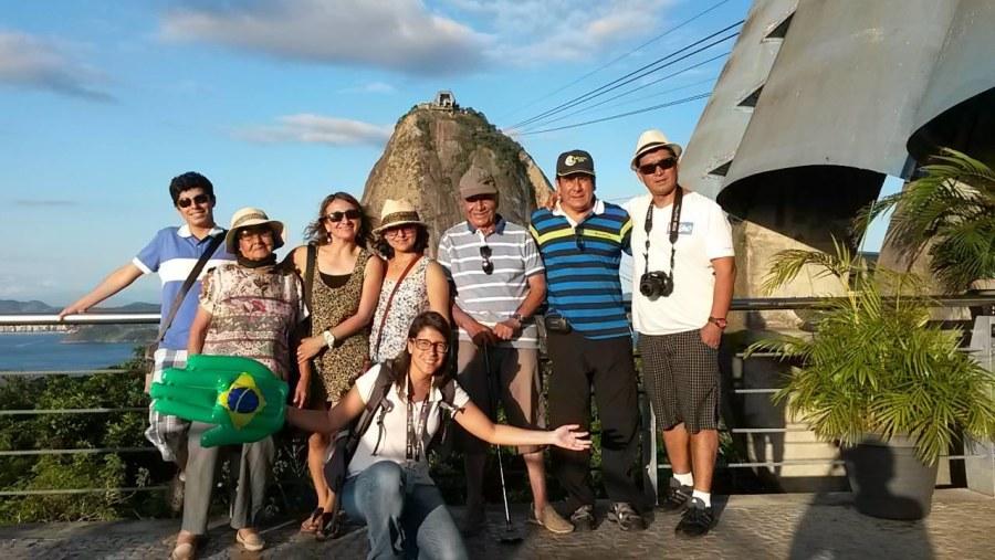 Peruvians Group - Sugar Loaf