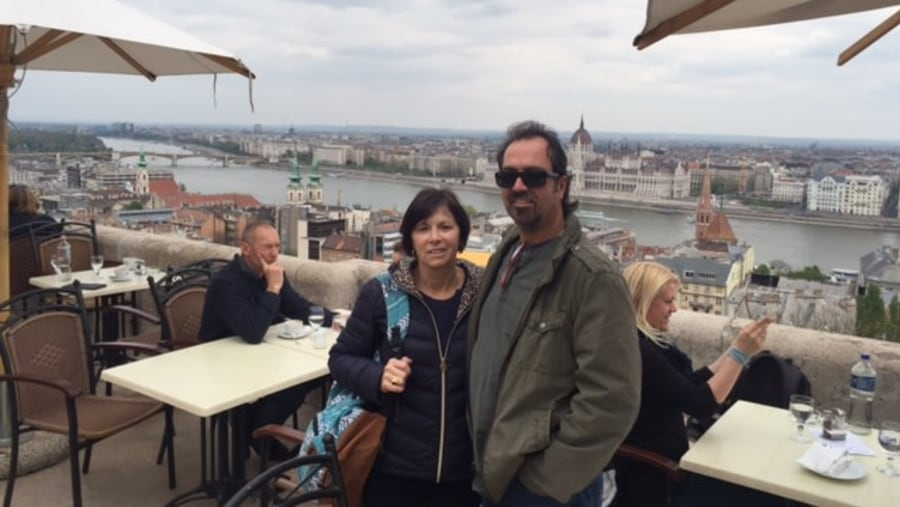 Budapest, Fisherman Bastion