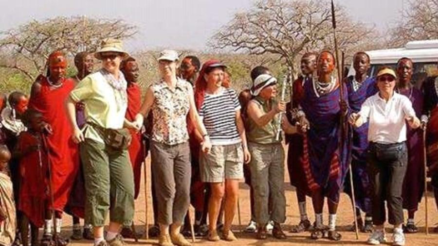 Visit masai cultural homestead