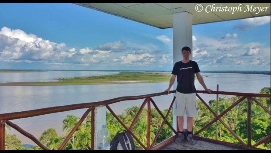 Mirador de Independencia, Rio Amazonas