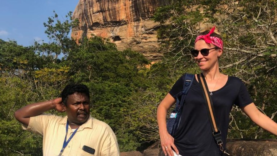 Amazing experience in sri lanka with an excellent tour guide!
