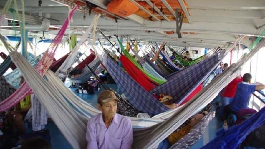 Trip Tabatinga to Manaus