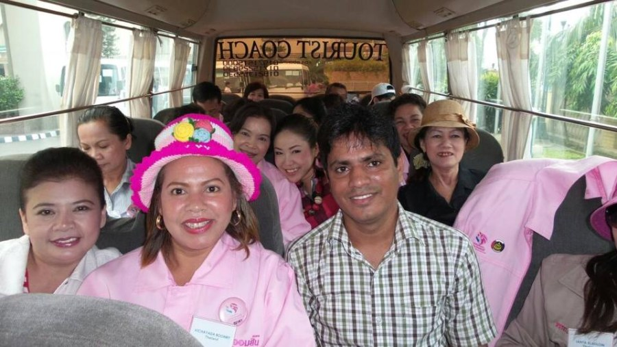 I am with Thai Group
