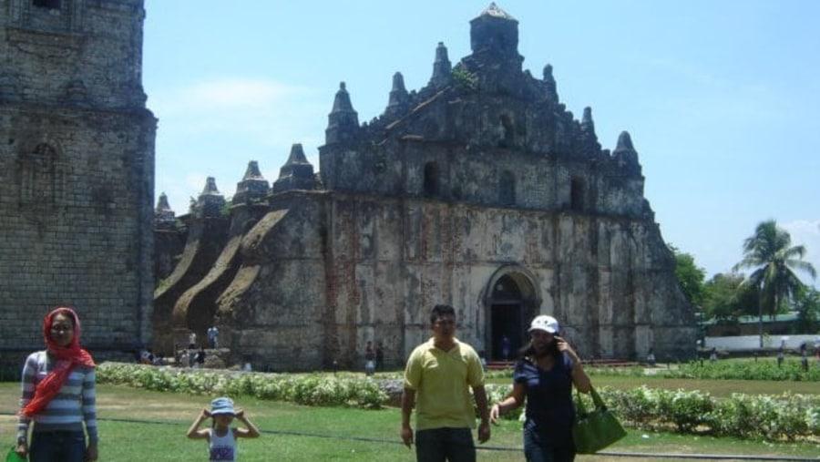 Paoay, iLocos Norte, Philippines