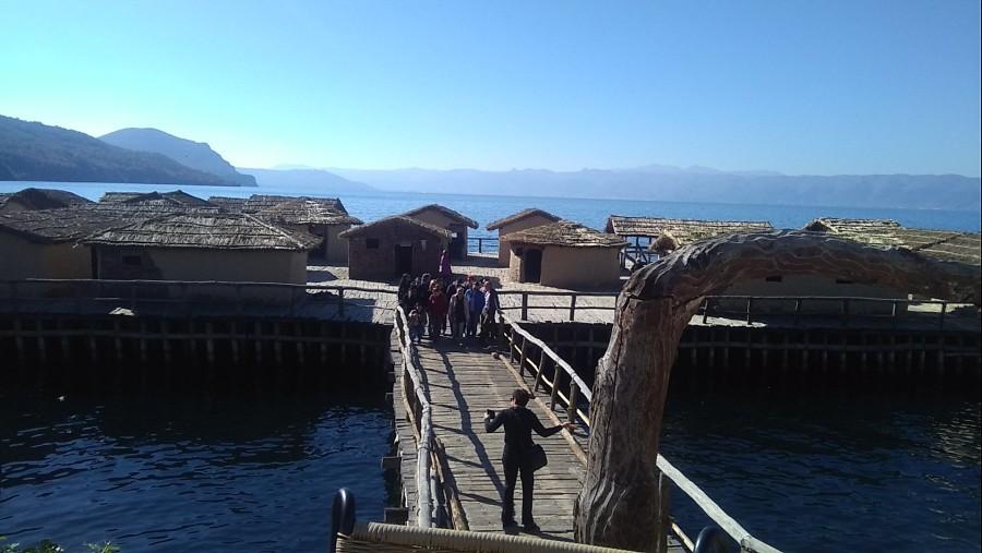 Bay of the Bones, Ohrid