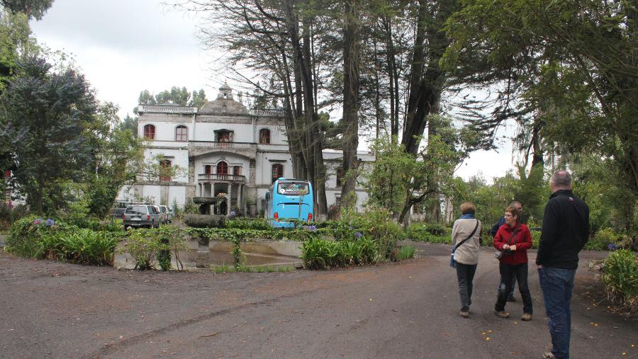colonial haciendas
