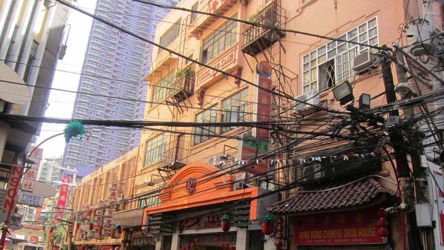 Chinatown Today