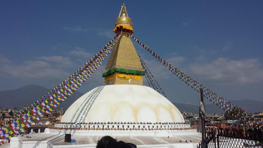 Bauddhanath stupa
