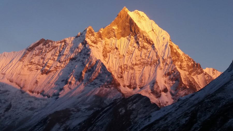 Machhapurche (Fish Tail)