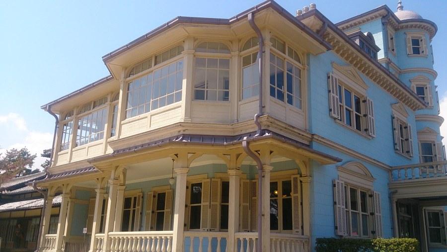 Rokka-en, a former Moroto villa
