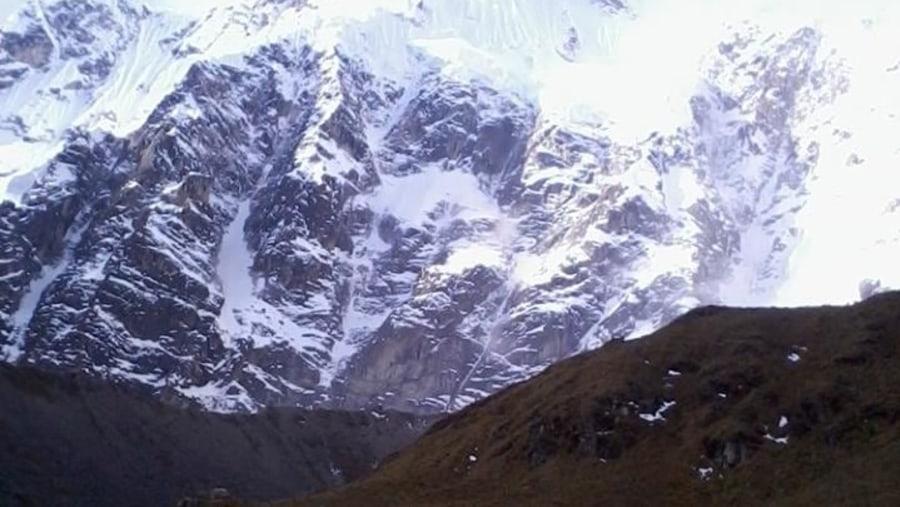 Salkantay trek-Inca trail