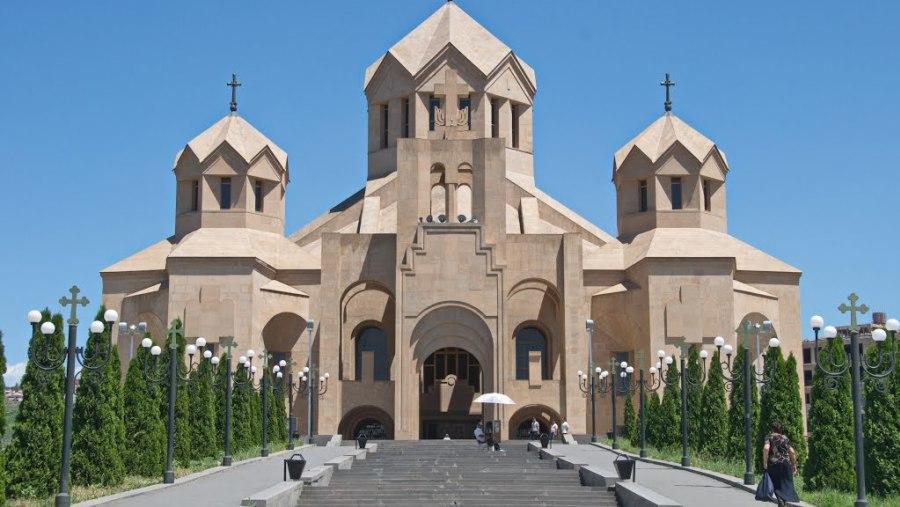 Yerevan Cathedral