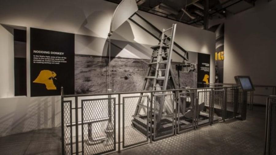 Ahmad Aljaber Oil Display Center