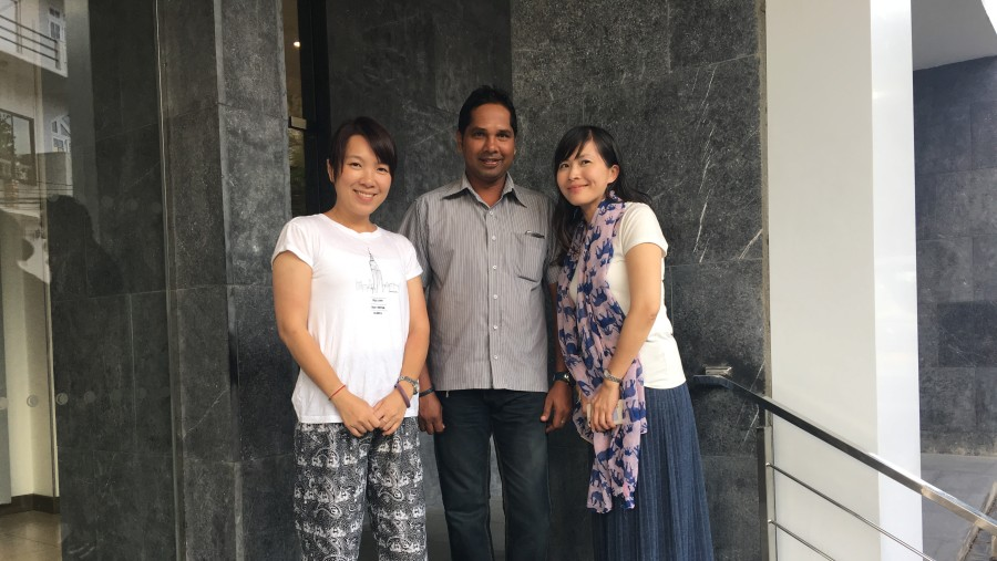 Reliable tour guide in Sri Lanka