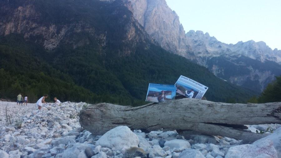 Valbona valley mountain tour