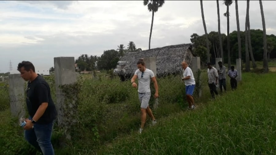 Mamallapuram village