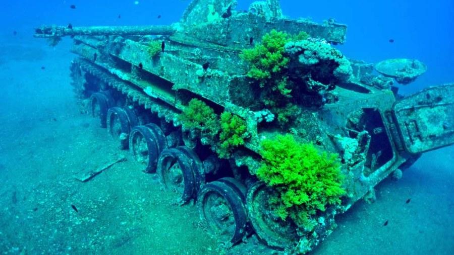 M42 duster aka 'The Tank'