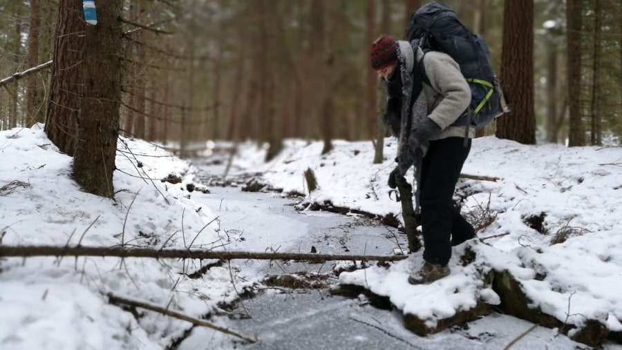 Multi Day Winter Hikes