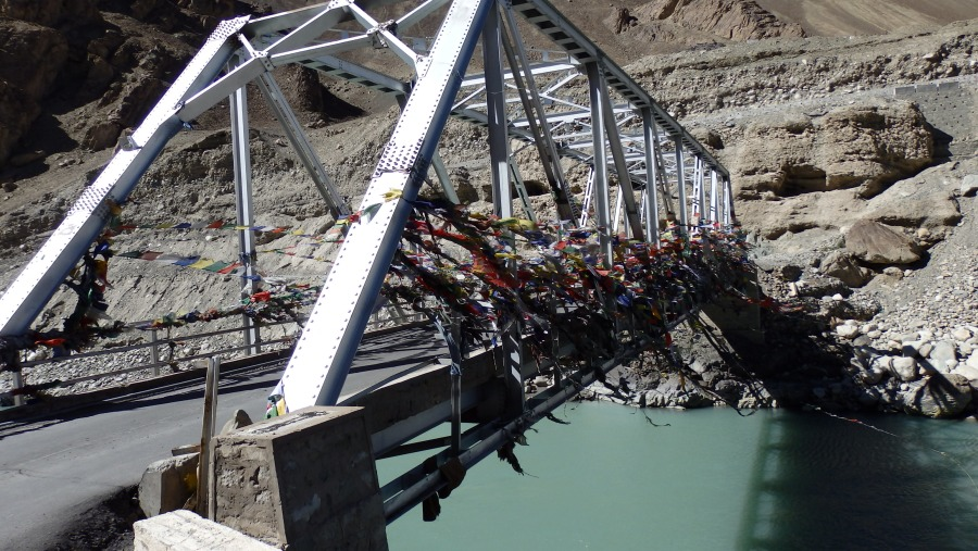 Silver Bridge, Alchi