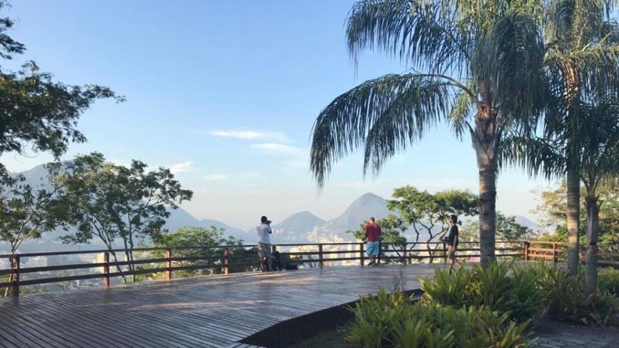 Dois Irmaous Park City View