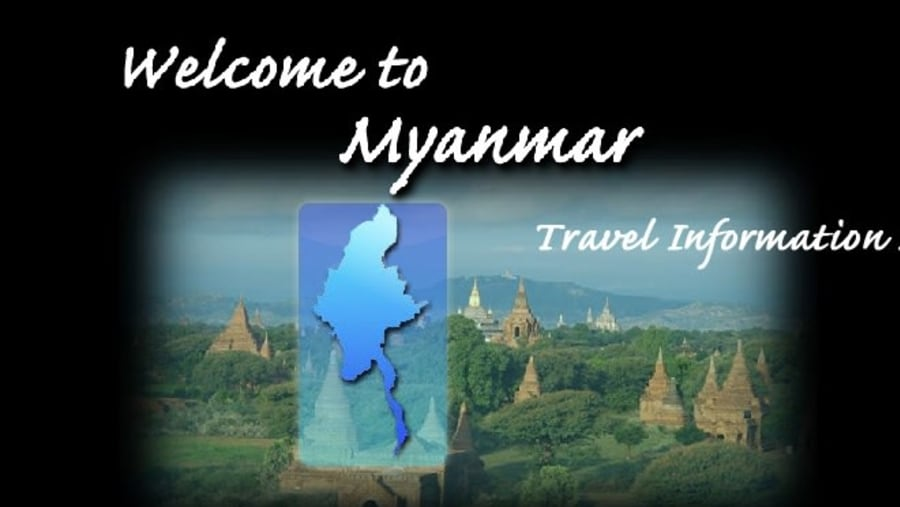 Welcome To Myanmar