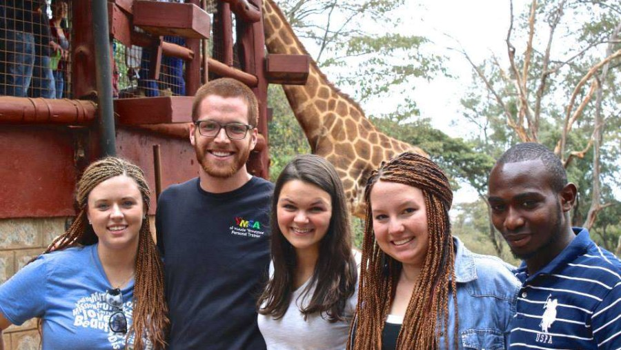 giraffe center