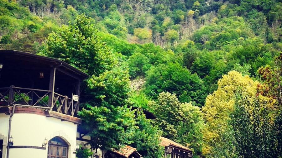 Dajti National Park, Tirana City