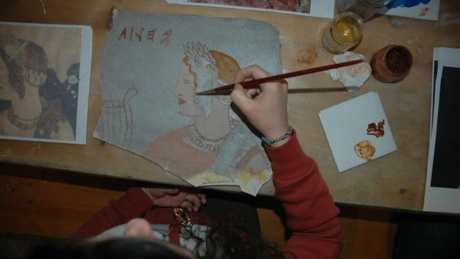 Touch The Art Officina delle Arti Antiche