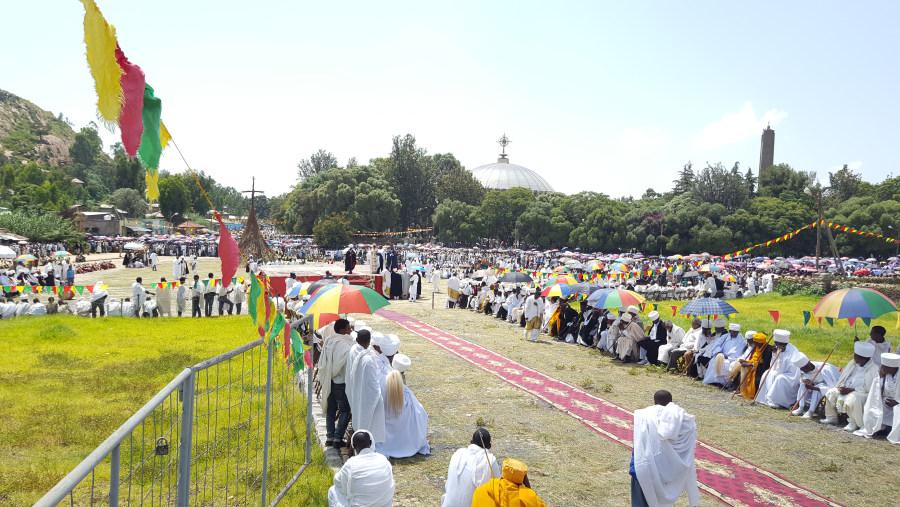 Aksum Religious Festival