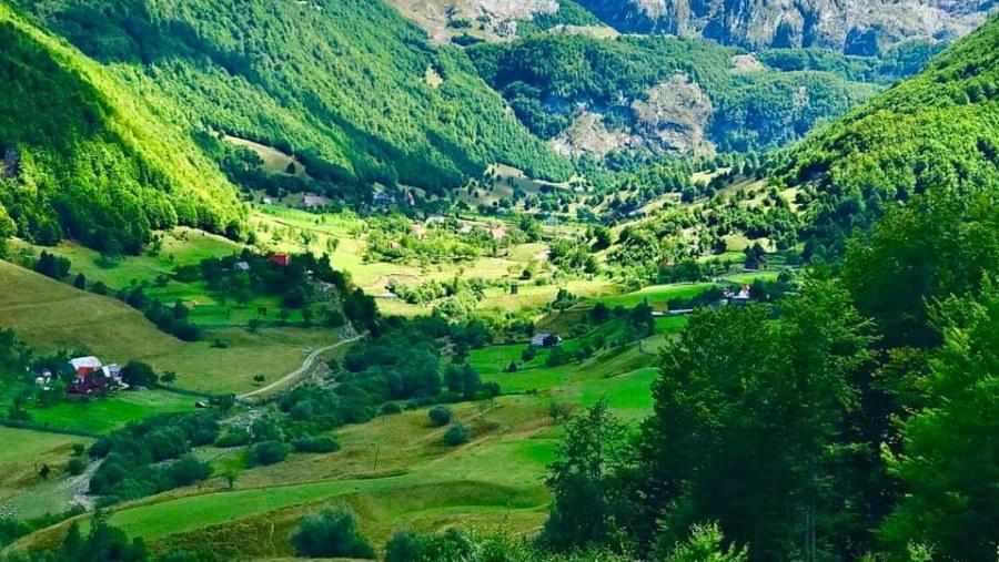 Lepushe Village