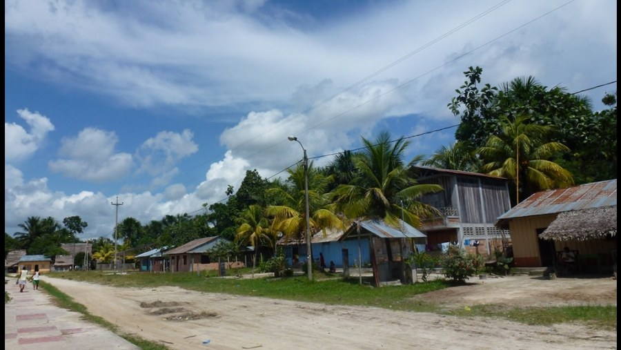 Llanchama Rio Nanay