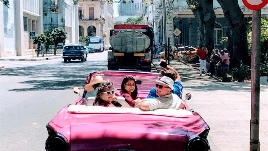 Vintage ride!