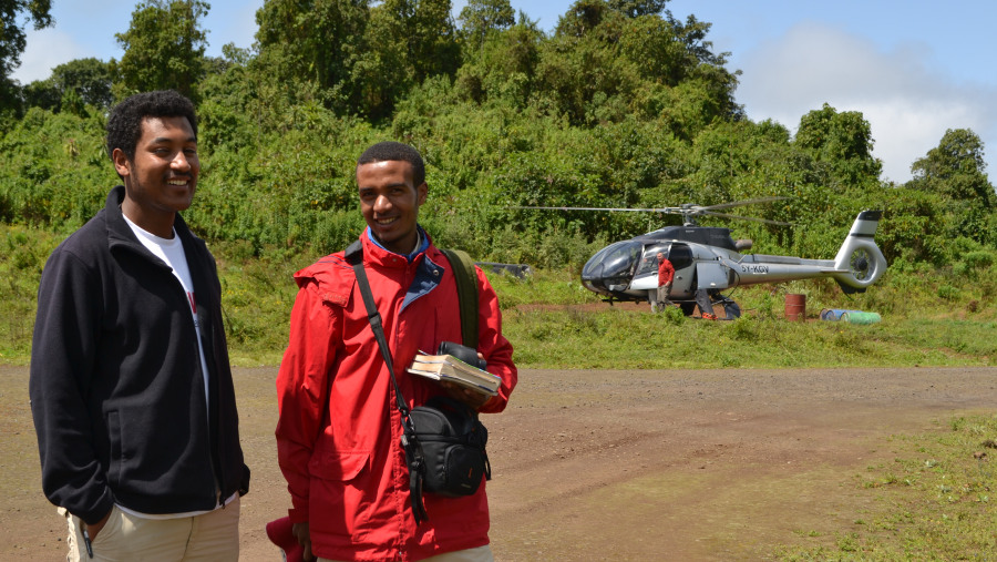 Ready To Fly for one of largest under ground cave in Africa Sof_Umar  Cave